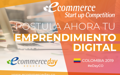Emprendedores a participar del eCommerce Startup Competition Colombia 2019
