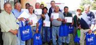 Dan inicio a programa de emprendimiento en La Araucanía para beneficiar a adultos mayores
